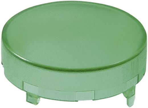 Tastkappe rund, hoch Grün Schlegel KH23GN 10 St.