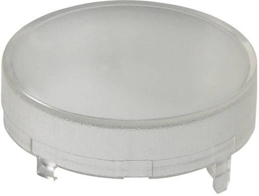 Tastkappe rund, hoch Transparent Schlegel KH23KL 10 St.