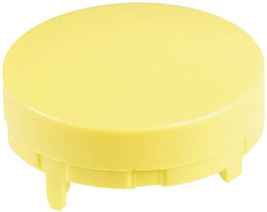 Tastkappe rund, hoch Gelb Schlegel TG22GHGB 10 St.
