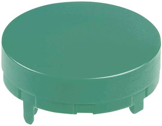 Tastkappe rund, hoch Grün Schlegel TG22GHGN 10 St.