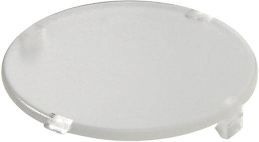 Tastkappe rund, flach Transparent Schlegel T20FKL 10 St.