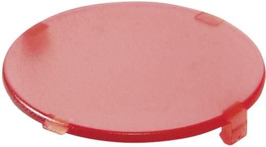 Tastkappe rund, flach Rot Schlegel T20FRT 10 St.