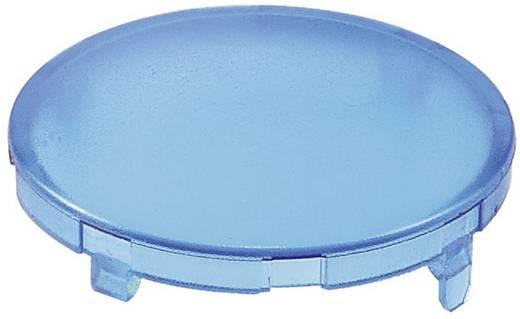 Kalotte rund, gewölbt Blau Schlegel KF23BL 10 St.
