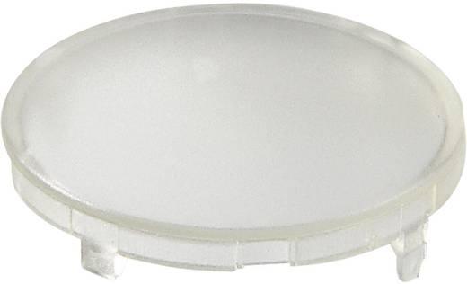 Kalotte rund, gewölbt Transparent Schlegel KF23KL 10 St.