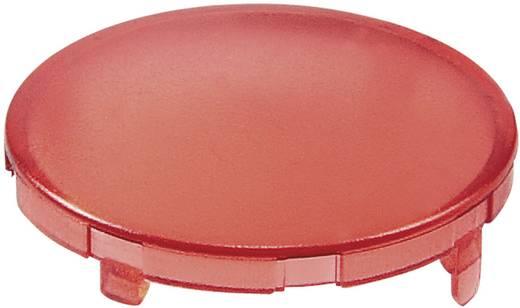 Kalotte rund, gewölbt Rot Schlegel KF23RT 10 St.