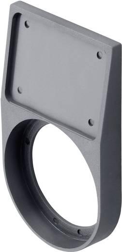 Schildträger (L x B) 35 mm x 30 mm Anthrazit Schlegel RABT 10 St.