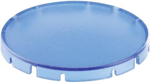 Tastkappe rund, flach Blau Schlegel T30FBL 10 St.