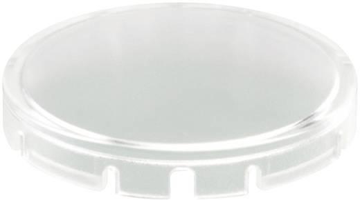 Tastkappe rund, gewölbt Gelb Schlegel T22DRRGB 10 St.