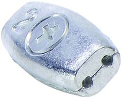 Serre-câble Bernstein AG 2690000005 forme ovoïde (L x l x h) 28 x 15 x 12 mm 1 pc(s)