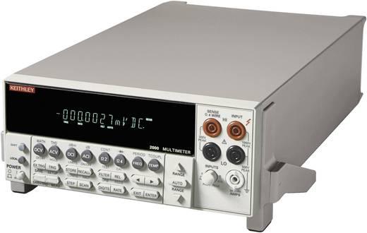 Keithley 2000E Tisch-Multimeter Kalibriert nach: DAkkS