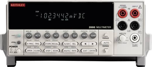 Tisch-Multimeter digital Keithley 2000E Kalibriert nach: Werksstandard (ohne Zertifikat) Anzeige (Counts): 1000000