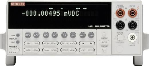 Keithley 2001 Tisch-Multimeter Kalibriert nach: ISO