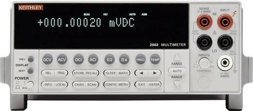 Tisch-Multimeter digital Keithley 2002 Kalibriert nach: Werksstandard (ohne Zertifikat) Anzeige (Counts): 100000000