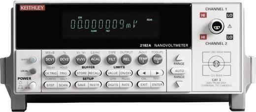Tisch-Multimeter Keithley 2182A/E Kalibriert nach ISO