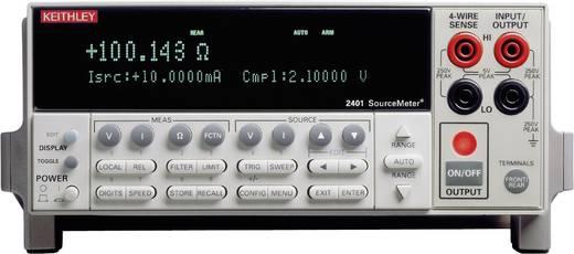 Labornetzgerät, einstellbar Keithley 2401 0 - 20 V 0 - 1 A 20 W Anzahl Ausgänge 1 x Kalibriert nach ISO