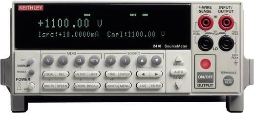 Keithley 2410 Labornetzgerät, einstellbar 0 - 1000 V 0 - 1 A 20 W Anzahl Ausgänge 1 x Kalibriert nach ISO
