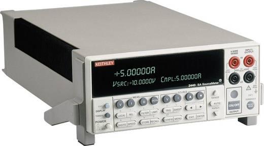 Labornetzgerät, einstellbar Keithley 2440 0 - 40 V 0 - 5 A 50 W Anzahl Ausgänge 1 x Kalibriert nach DAkkS