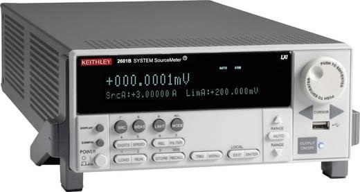 Labornetzgerät, einstellbar Keithley 2601B 0 - 40 V 0 - 10 A 40 W Anzahl Ausgänge 1 x Kalibriert nach ISO