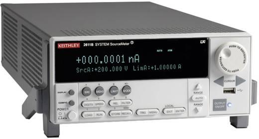 Labornetzgerät, einstellbar Keithley 2611B 0 - 200 V 0 - 10 A 30 W Anzahl Ausgänge 1 x Kalibriert nach DAkkS