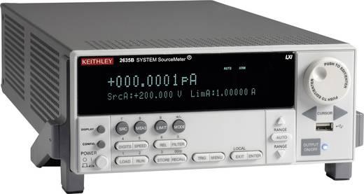 Labornetzgerät, einstellbar Keithley 2635B 0 - 200 V 0 - 10 A 30 W Anzahl Ausgänge 1 x Kalibriert nach DAkkS