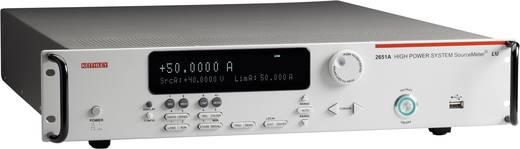 Labornetzgerät, einstellbar Keithley 2651A 0 - 40 V 0 - 50 A 2 W Anzahl Ausgänge 1 x Kalibriert nach DAkkS