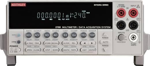 Tisch-Multimeter Keithley 2700E Kalibriert nach: ISO