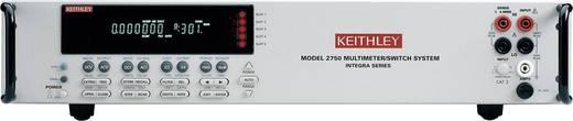 Tisch-Multimeter Keithley 2750E Kalibriert nach: DAkkS