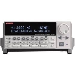 Stolný multimeter Keithley 6221 6221-ISO, Kalibrované podľa (ISO)