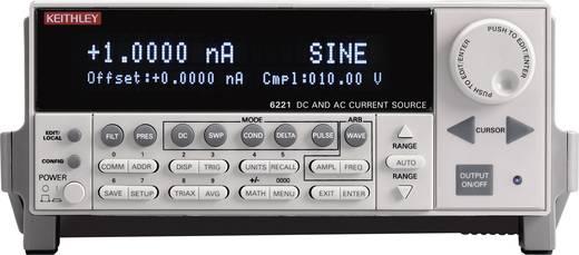 Tisch-Multimeter Keithley 6221 Kalibriert nach: ISO