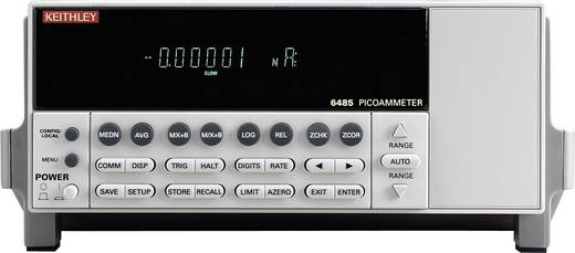 Tisch-Multimeter Keithley 6485/E Kalibriert nach: DAkkS