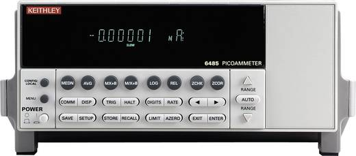 Tisch-Multimeter Keithley 6485/E Kalibriert nach: ISO
