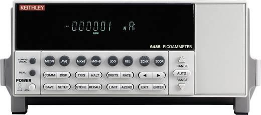 Tisch-Multimeter Keithley 6485/E Kalibriert nach: Werksstandard (ohne Zertifikat)