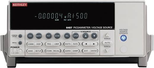 Tisch-Multimeter Keithley 6487/E Kalibriert nach: ISO