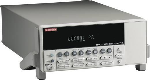 Tisch-Multimeter Keithley 6514/E Kalibriert nach: Werksstandard (ohne Zertifikat)