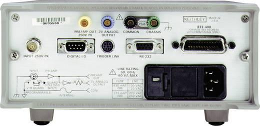 Tisch-Multimeter Keithley 6514/E Kalibriert nach: DAkkS