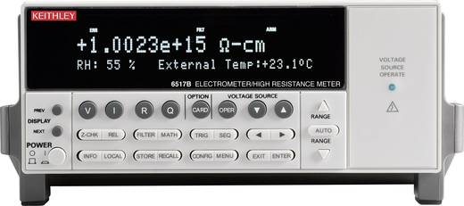 Keithley 6517B/E Tisch-Multimeter Kalibriert nach: ISO