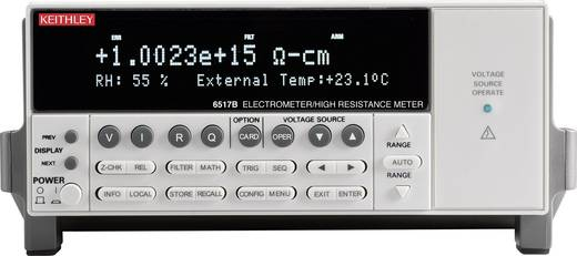Tisch-Multimeter Keithley 6517/E Kalibriert nach: ISO