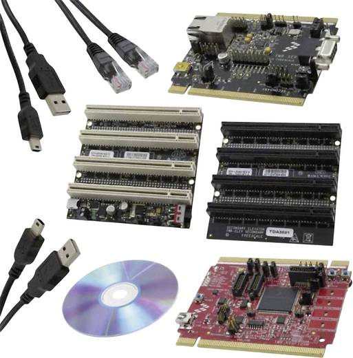 Entwicklungsboard NXP Semiconductors TWR-K60F120M-KIT