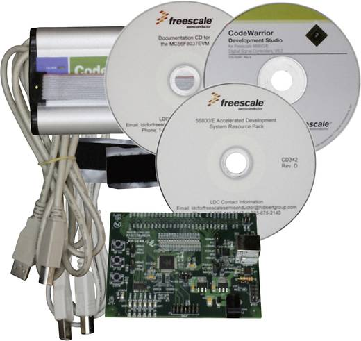 Entwicklungsboard NXP Semiconductors MC56F8037EVM