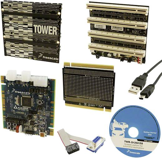 Entwicklungsboard NXP Semiconductors TWR-S12G128-KIT