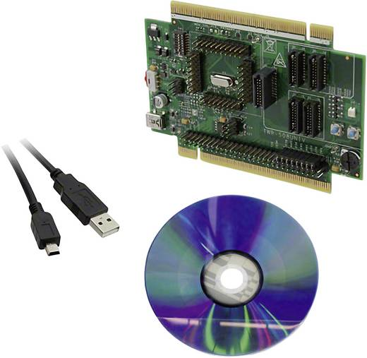 Entwicklungsboard NXP Semiconductors TWR-S08UNIV