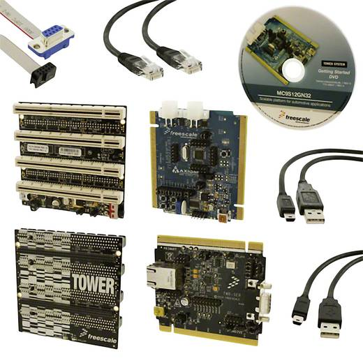 Entwicklungsboard NXP Semiconductors TWR-S12GN32-KIT