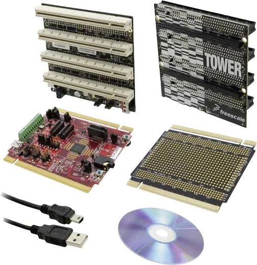 Entwicklungsboard NXP Semiconductors TWR-MCF51QM-KIT