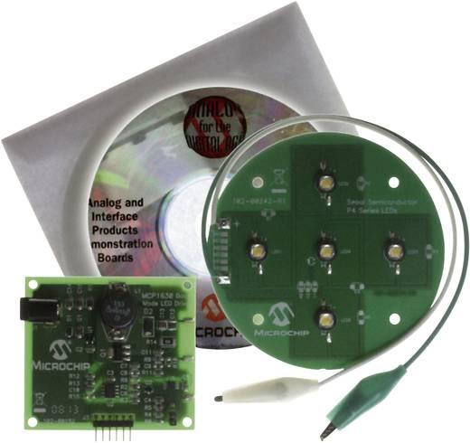Entwicklungsboard Microchip Technology MCP1630DM-LED2