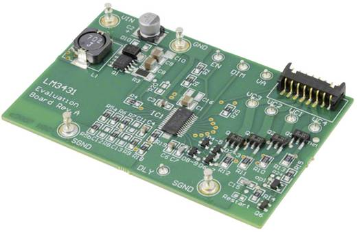 Entwicklungsboard Texas Instruments LM3431EVAL/NOPB