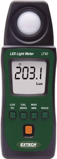 Extech LT40 Luxmeter 400 - 400000 lx Kalibriert nach ISO