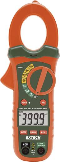 Stromzange, Hand-Multimeter digital Extech MA435T Kalibriert nach: Werksstandard (ohne Zertifikat) CAT III 600 V