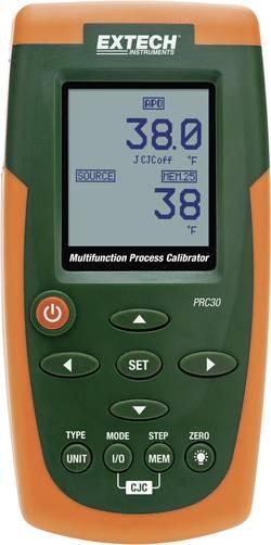 Multifunkčný kalibrátor pre meranie prúdu, napätia a termočlánkov Extech PRC30