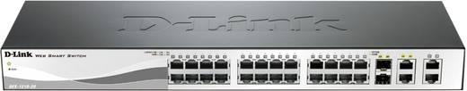 Netzwerk Switch RJ45/SFP D-Link DES-1210-28 26 + 2 Port 100 MBit/s PoE-Funktion
