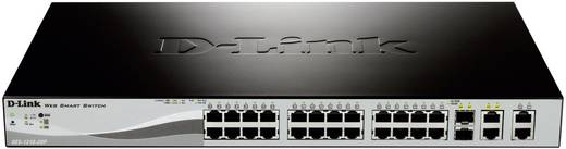 Netzwerk Switch RJ45/SFP D-Link DES-1210-28P 24 + 4 Port 100 MBit/s